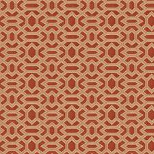Autumn Geometric Decorator Fabric by Fabricut