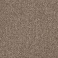 Mocha Herringbone Decorator Fabric by Stroheim