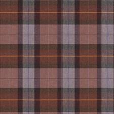 Merlot Check Decorator Fabric by Stroheim