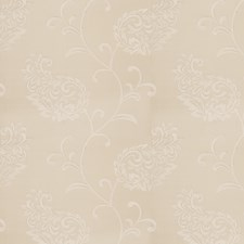 Champagne Embroidery Decorator Fabric by Fabricut