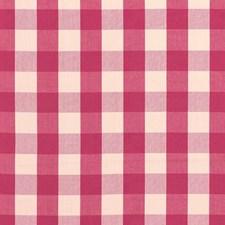 Raspberry Decorator Fabric by Schumacher