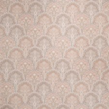 Rosewater Flamestitch Decorator Fabric by Stroheim