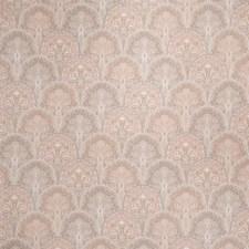 Rosewater Flamestitch Decorator Fabric by Stroheim