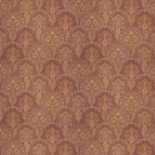 Loganberry Flamestitch Decorator Fabric by Stroheim