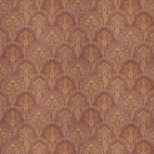 Loganberry Flamestitch Decorator Fabric by Stroheim