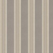 Grey Print Pattern Decorator Fabric by Stroheim