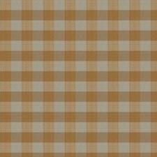 Butternut Check Decorator Fabric by Stroheim