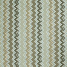 Pagoda Geometric Decorator Fabric by Stroheim