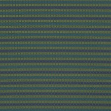 Teal Lime Check Decorator Fabric by Fabricut