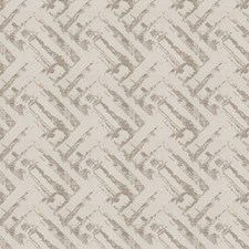 Grey Geometric Decorator Fabric by Fabricut