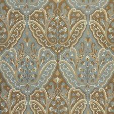 Verdigris Decorator Fabric by Schumacher