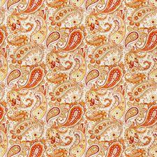 Blaze Paisley Decorator Fabric by Fabricut