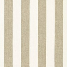 Linen/Ivory Decorator Fabric by Schumacher