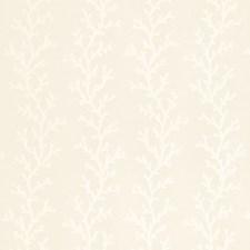 Polar White/Ecru Decorator Fabric by Schumacher