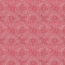 Watermelon Geometric Decorator Fabric by Fabricut