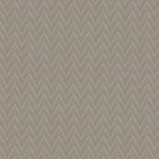 Aqua Chevron Decorator Fabric by Trend
