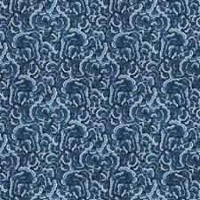 Coastal Geometric Decorator Fabric by Fabricut