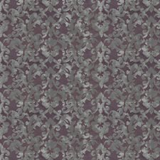 Mulberry Damask Decorator Fabric by Stroheim