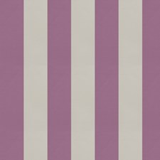 Plum Stripes Decorator Fabric by Trend