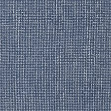 Blue Jay Small Scale Woven Decorator Fabric by Fabricut