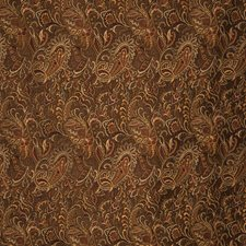 Walnut Damask Decorator Fabric by Trend