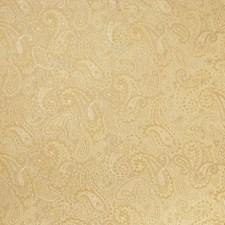 Goldleaf Paisley Decorator Fabric by Trend