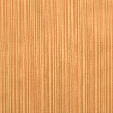 Tangerine Stripes Decorator Fabric by Trend