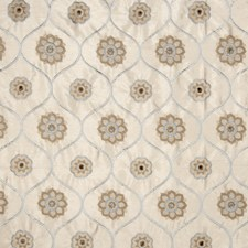 Robins Egg Embroidery Decorator Fabric by Trend