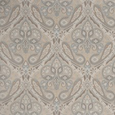 Robins Egg Paisley Decorator Fabric by Trend
