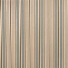 Spearmint Stripes Decorator Fabric by Trend