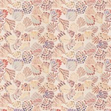 Pastel Print Pattern Decorator Fabric by S. Harris