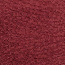 Poppy Red Chenille Decorator Fabric by Duralee