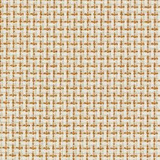 Melon Basketweave Decorator Fabric by Duralee