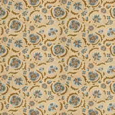 Aqua Global Decorator Fabric by Trend
