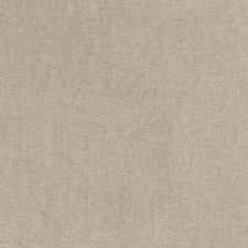 Oatmeal Herringbone Decorator Fabric by Trend