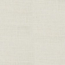 Winter White Solid Decorator Fabric by Trend