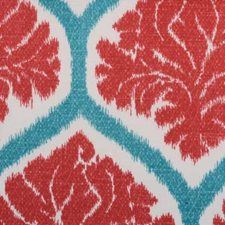 Poppy Red Decorator Fabric by B. Berger
