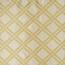 Sage Geometric Decorator Fabric by Trend