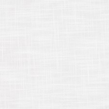 White Solid Decorator Fabric by Trend