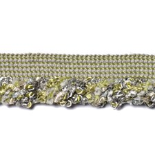 Chenille Chartreuse Trim by Duralee