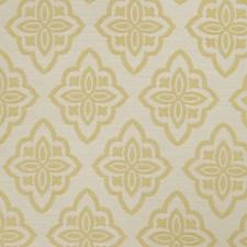 Lemon Zest Medallion Decorator Fabric by Trend