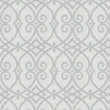 Ice Geometric Decorator Fabric by Trend