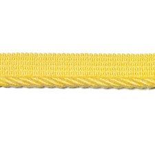 Cord Yellow Trim by Duralee