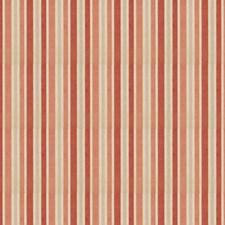Poppy Stripes Decorator Fabric by Trend