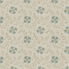 Patina Embroidery Decorator Fabric by Trend