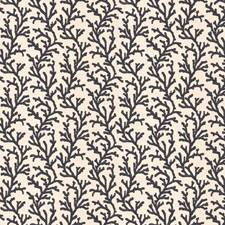 Navy Novelty Decorator Fabric by Trend