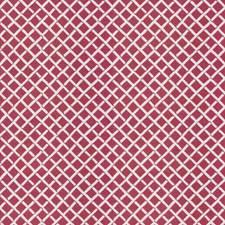 Bougainvillea Lattice Decorator Fabric by Stroheim