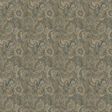 Breeze Paisley Decorator Fabric by Trend