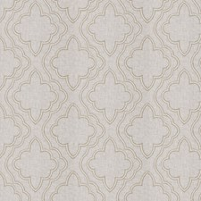 Natural Lattice Decorator Fabric by Fabricut