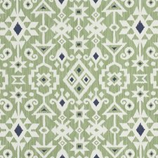 Green Decorator Fabric by Schumacher